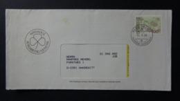Liechtenstein- 1972 - Mi:LI 576, Sn:LI 523, Yt:LI 527 On Envelope - EF - Look Scan - Covers & Documents