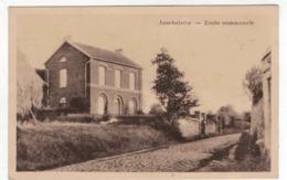 Jodoigne - RARE - Jauchelette - Ecole Communale - Editeur P.J. - Jodoigne