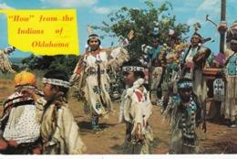Indians Of Oklahoma,  1930-50s - Indiens De L'Amerique Du Nord
