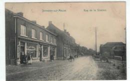 Seraing - Jemeppe Sur Meuse -Rue De La Station - Magasin L'arc En Ciel - Seraing