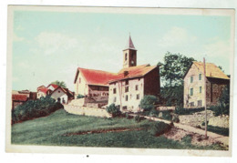 VILLARS COLMARS - Quartier De L'Eglise - Circulé 1946-bon état - Autres Communes
