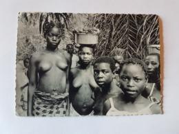 41578    -  Nus  Femmes De L'Equateur  Le  Congo  D'aujourd'hui - Afrique Du Sud, Est, Ouest