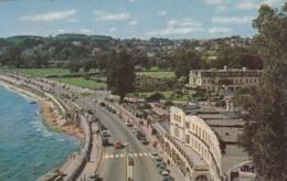 Postcard Palm Court & Torre Abbey Sands Torquay Devon My Ref  B13672 - Torquay