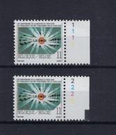 N°2529 (pltn°set) MNH ** POSTFRIS ZONDER SCHARNIER SUPERBE - Plate Numbers