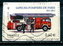 France 2011 - YT 4590 (o) Sur Fragment - Francia
