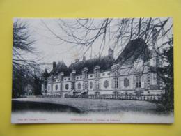 DOUAINS. Le Château De Brécourt. - Sonstige Gemeinden