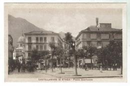 CASTELLAMARE Di STABIA - Piazza Quartuccio - Bon état - Castellammare Di Stabia