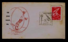 VIII Enfance Games Sportives Jeux 1958 BRAZIL Enfance Sports Sp6115 - Jumping