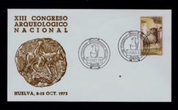XIII Nat. Archeology Congress Spain Huelva 1973 Archéologie Sp6116 - Archéologie