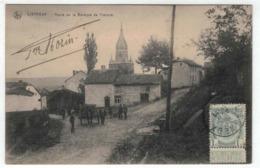 Lierneux - Route De La Baraque De Fraiture - Belle Animation - Lierneux