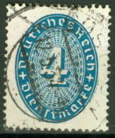 Deutsches Reich Dienst 130 O - Servizio
