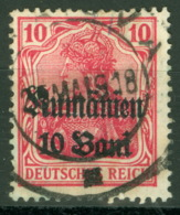 Militärverwaltung Rumänien 9 O - Occupation 1914-18