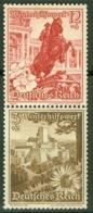 Deutsches Reich Zusammendruck S249 ** Postfrisch - Zusammendrucke