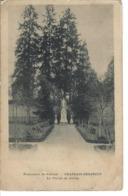 Pensionnat St Vincent Chaprais Besançon La Vierge Du Jardin - Besancon