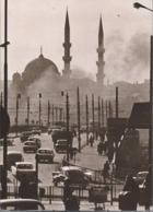 Istanbul - Yeni Cami Ve Galata Koprusu - Yeni Mosque - H5521 - Turchia