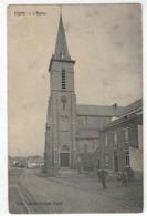 Sombreffe - Ligny - L'Eglise - Ed. Lekeux Bocqué - Sombreffe