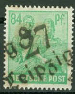 SBZ 181 27 Leipzig ** Postfrisch Altprüfung Fläschendräger - Soviet Zone