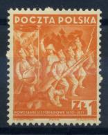 Pologne 1938 Mi. 341 Neuf ** 100% République De Pologne, 1 Zt - 1919-1939 Republiek