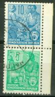 DDR Zusammendruck S5 O - [6] République Démocratique