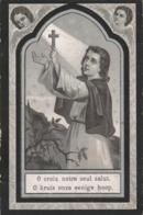 Karel Ludovicus  Louwagie-afsnede 1847-antwerpen 1904 - Devotion Images
