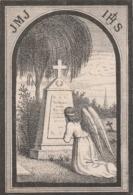 Alfons August Lust-veurne 1854-brussel 1875 - Devotieprenten