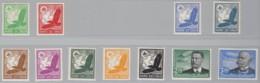DR  529-539, Postfrisch *, Flugpostmarken 1934 - Allemagne