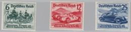 DR  686-688, Postfrisch *, IAA 1939 - Allemagne