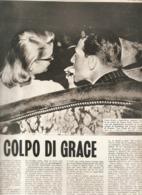 (pagine-pages)GRACE KELLY    Settimogiorno1955/39. - Libri, Riviste, Fumetti