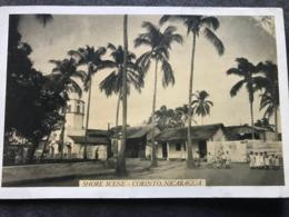 Postcard Corinto 1930 - Nicaragua