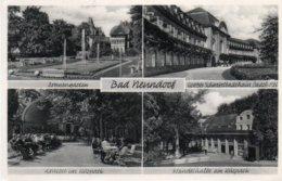 BAD NEUNDORF- VIAGGIATA 1955 - Bad Nenndorf
