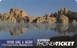 Sylvan Lake & Resort USA / Express Phone Ticket - Landschappen