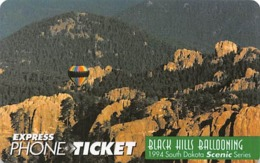 Black Hills USA / Express Phone Ticket - Landscapes
