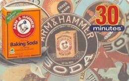 Arm & Hammer Backing Soda - Advertising