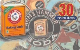 Arm & Hammer Backing Soda #2 - Advertising