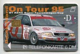 TK 10297 GERMANY- Chip O 1028 06.95 10.000 ADAC Super Touren - Duitsland