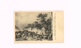 Attaque à L'entrée Du Parc,vers La Place Royale,par Les Volontaires Belges à Bruxelles,le Samedi 25 Septembre 1830. - Guerres - Autres