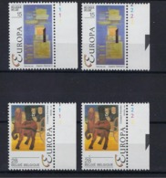 N°2501/2502 (pltn°set) MNH ** POSTFRIS ZONDER SCHARNIER SUPERBE - Numéros De Planches