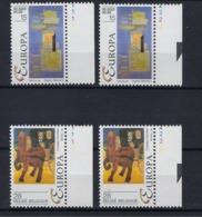 N°2501/2502 (pltn°set) MNH ** POSTFRIS ZONDER SCHARNIER SUPERBE - Plate Numbers