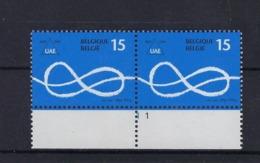 N°2507A (pltn°1) MNH ** POSTFRIS ZONDER SCHARNIER SUPERBE - Plate Numbers