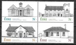 Irlande 2019 Timbres Neufs Bibliothèques Carnegie - Neufs