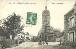 LE VIVIER SUR MER  --   L'Eglise                                               -- ELD 3152 - Altri Comuni