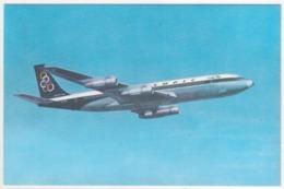°°° 14028 - OLYMPIC AIRWAYS - BOEING 707-320 °°° - 1946-....: Era Moderna