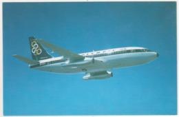 °°° 14029 - OLYMPIC AIRWAYS - BOEING 737-200 °°° - 1946-....: Era Moderna
