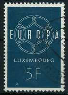 LUXEMBURG 1959 Nr 610 Gestempelt X9A2B56 - Luxemburgo