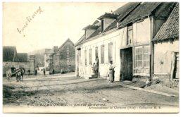 60130 AVRECHY - BIZANCOURT Lot De 2 CPA - Voir Détails Dans La Description - Other Municipalities