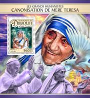 Djibouti  2016  Mother Teresa - Djibouti (1977-...)