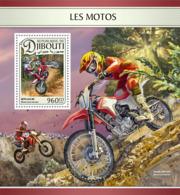 Djibouti  2016 Motorcycles - Djibouti (1977-...)