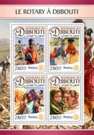 Djibouti  2016 Rotary In Djibouti - Djibouti (1977-...)