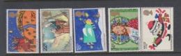 Great Britain SG 1170-1174 1981 Christmas ,mint Never Hinged - 1952-.... (Elizabeth II)