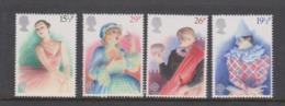 Great Britain SG 1183-1186 1982 Europa,mint Never Hinged - 1952-.... (Elizabeth II)